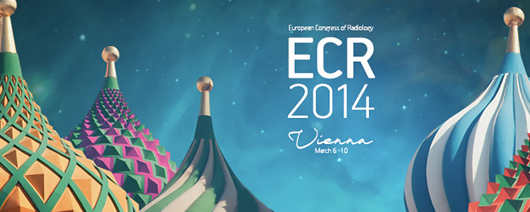 European Congress of Radiology (ECR) 2014